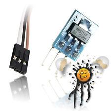 AMS1117 IoT ESP8266 ST Arduino Voltage Converter Modul 3.3V 800mA + Dupont Kabel