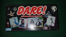 Parker Brothers Dare! How far will you go to win? Vintage 1988 board game