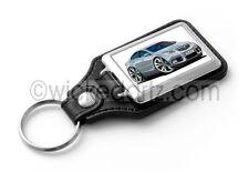 WickedKarz Cartoon Car Vauxhall Insignia SRi in Silver Key Ring