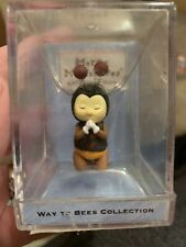 Bee Hallmark Miniature 2001 Lot of 10 - Hallmark Nib