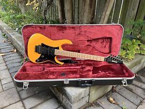 Ibanez Prestige RG1550M poisoned pumpkin guitar MIJ