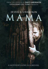 Mama DVD Jessica Chastain