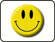 Smiley Face Happy Face Computer Mouse Pad