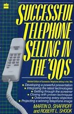 Successful Telephone Selling in the '90s by Shafiroff, Martin D.