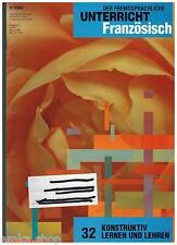 Der Fremdsprachliche Unterricht Französisch  Heft 32