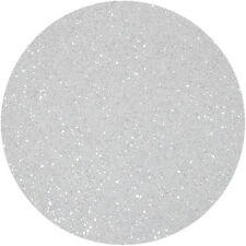 "GLITTER WHITE HEAT TRANSFER PRESS T-SHIRT FABRICS VINYL 20""X5YD DYE SUBLIMATION"