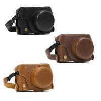 "MegaGear ""Ever Ready"" Leather Camera Case for Panasonic LUMIX LX100, DMC-LX100"