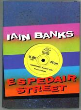 Espedair Street by Iain M. Banks (First Edition)