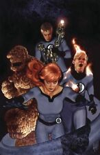 Tony Stark Iron Man #3 (Hughes Return of Fantastic Four Variant)