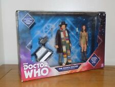 More details for doctor who -  the fourth doctor collector figure set - brand new