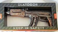 (EUR 71,43/L) Vodka Kalashnikov  AK 47 0,7 L Wodka in GP