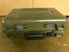 US Military Apache AN PVS-7D Night Vision Goggles Storage Case OD Army Gun Case