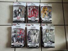 Marvel Legends Series Monster Venom BAF Complete Set Of 6 - Brand New Sealed