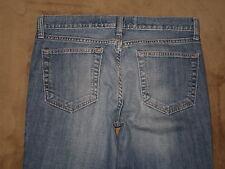 GAP Size 6R Long & Lean Boot Cut Light Blue Stretch Denim Womens Jeans