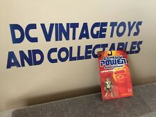 Vintage 1987 Mattel Captain Power  Nice Look - Fast Shipping !!
