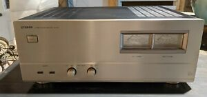 Vintage LUXMAN M-375 Amplifier pre-owned stereo power amplifier