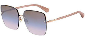 Kate Spade JANAY/S Rose Gold/Brown Pink Shaded 61/15/145 women Sunglasses