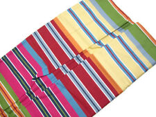 Pottery Barn Multi Colors Belize Stripes Standard Pillow Sham Cover New