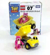 new TAKARA TOMY Toy Story Tomica 07 Lots & Dump Truck *FREE SHIP WORLDWIDE