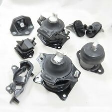 Engine Motor & Trans Mount Full Set of 8 pcs for 2004-2006 Acura TL 3.2L Auto