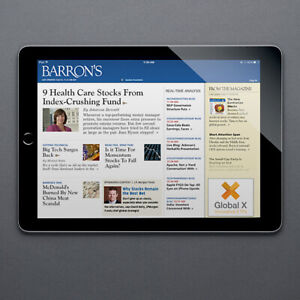 Barrons News 5-Year Digital Subscription iOS/Android/PC Unrestricted