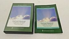 The Great Courses God and Mankind: Comparative Religions 8 Audio CDs + Booklet