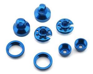 Element RC Enduro Aluminum Shock Parts (Blue) [ASC42085]
