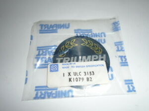 Triumph TR7 TR8 ** STEERING WHEEL CENTRE BADGE ** NEW ORIGINAL BL