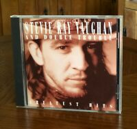 Stevie Ray Vaughn - Greatest Hits - Double Trouble CD