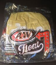 A&W ROOT BEER FLOAT, INFLATABLE CAN, NEW UNOPENED,  Soda Pop Advertising