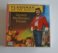 Flashman on the March: George MacDonald Fraser - Audiobook - 9CDS