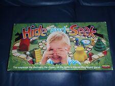 """Spears Games """"HIDE AND SEEK"""" Board Game"""