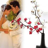 Simulation flower plum cherry blossom decoration wedding artificial flower