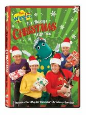 The Wiggles: It's Always Christmas With You! [DVD] [1000] NEW!