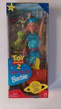 Toy Story 2 Tour Guide Barbie Doll Disney Pixar special edition Mattel 1999