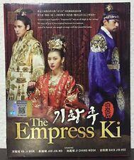 Korean Drama DVD: The Empress Ki (2014) Complete English Subtitle Box Set