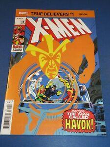 X-men #58 1st Havok Reprint VFNM Beauty Wow