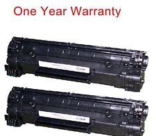 2pk Non-OEM black toner ink for HP laserjet pro M1217nfw MFP all-in-one printer