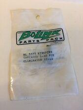 Vintage Original BoLink Kingpins-5-40  RC Part # BL-5377 Eliminator 10-12