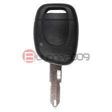 10PCS Remote Key 1 Button 433MHz PCF7946 for Renault Twingo Clio Master KANGO
