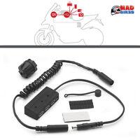 Givi S111 3 X USB Power Hub Kit, Electrical Feed to Motorcycle tank bags & Kappa