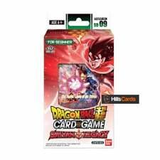 Dragon Ball Super Card Game Saiyan Legacy Starter Deck - SD09 Z