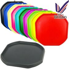 Large Plastic Builder Children Play Colour Mixing Tray Spot Cement Mortar Sand