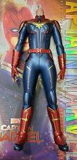 Hot Toys MMS522 Captain Marvel - Brie Larson 1/6 Body & Outfit Bodysuit
