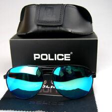 New Men Women Polarized Sunglasses Metal Frame Eyewear Driving Police Glasses