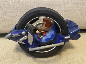 FOR PARTS JIMMY NEUTRON BOY GENIUS ULTRA ORB TOY WITHOUT REMOTE (NOT WORKING)