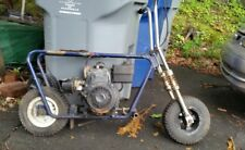 Rupp Hard Tail Springer Front Chopper Mini Bike Minibike 4 Restoration or Parts