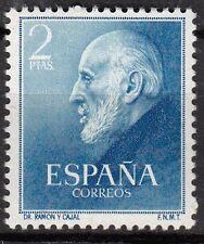 TIMBRE ESPAGNE  NEUF N° 832 **  DR SANTIAGO RAMON Y CAJAL
