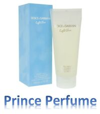 D&G DOLCE E GABBANA LIGHT BLUE ENERGY BODY BATH & SHOWER GEL - 200 ml