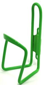 Sunlite Alloy Bicycle Water Bottle Cage Neon Green Road Commuter Mountain Bike